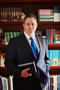 Thomas Huffman, Pastor